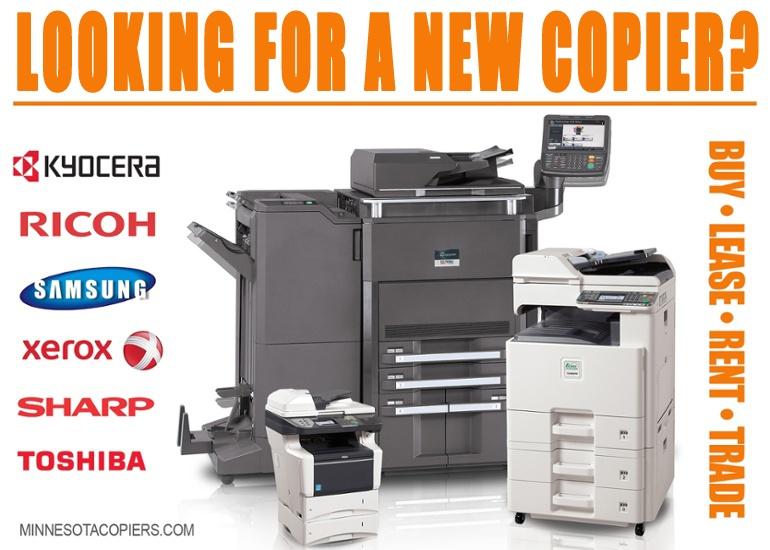 Copier lease