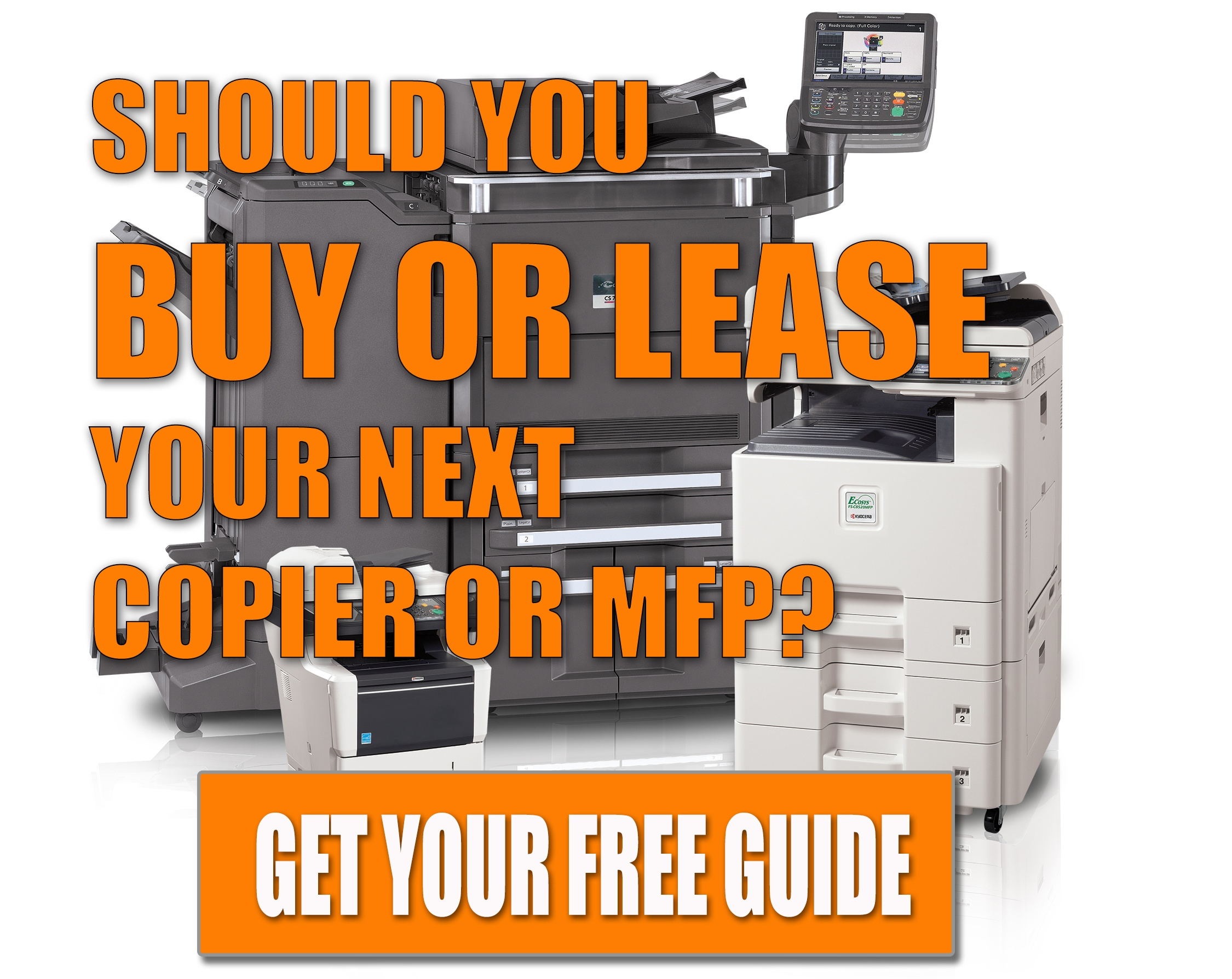 Copier Buy or Lease Guide